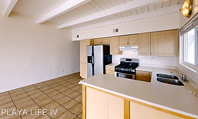 Kitchen, 6525 Del Playa Dr, 2