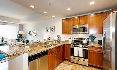 Kitchen, Vantage Mosaic, 1