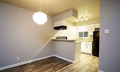 Kitchen, The Howard, 2