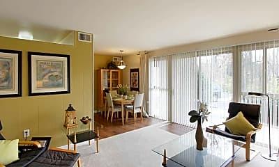 Living Room, Capital Crossing, 1