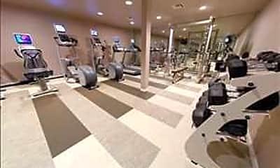 Fitness Weight Room, 77027 Properties, 2