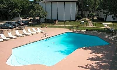 Pool, Huntley Ridge Apartment Homes, 1