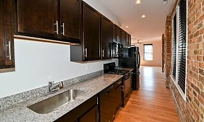 Kitchen, 2129 N Southport Ave, 1