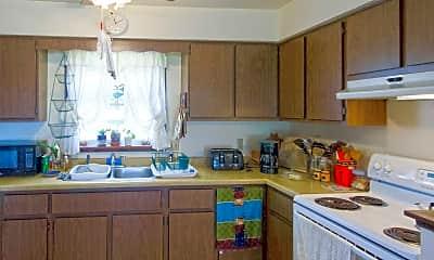 Kitchen, Scenic View Villas, 1