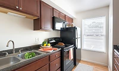 Kitchen, Maple Oaks Estates, 1