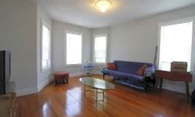 Living Room, 353 Lowell St, 2