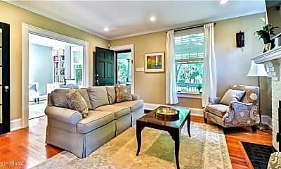 Living Room, 1815 Belvedere Ave, 0