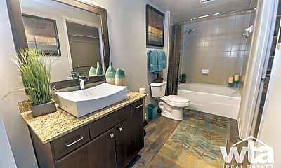 Bathroom, 11011 Domain Dr #8100, 0