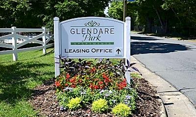 Community Signage, Glendare Park, 2