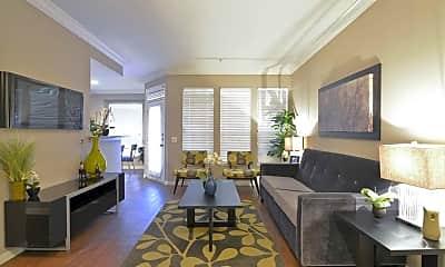 Living Room, Greenbriar Park, 1