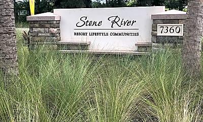 Stone River, 1