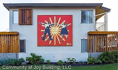 Community Signage, 4484 Illinois St, 1