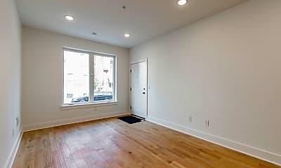 Living Room, 2404 Master Street, 2