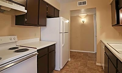 Kitchen, Woodcrest Park Apartments, 0