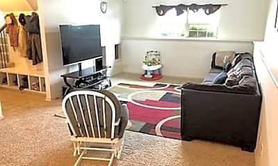Living Room, 8807 NE 117th Ter, 2