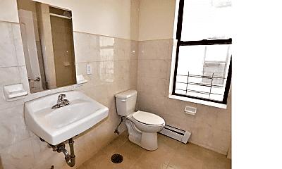 Bathroom, 512 W 136th St, 2