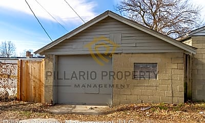 Community Signage, 2615 Shelby St, 2