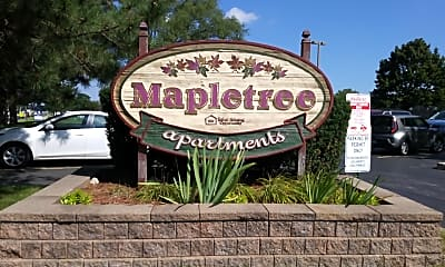 Mapletree Apartments, 1