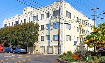 Building, 2091 California St, 1