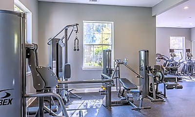Fitness Weight Room, Colonial Grand At Cypress Cove, 2