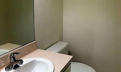 Bathroom, 1011 Olive St, 1