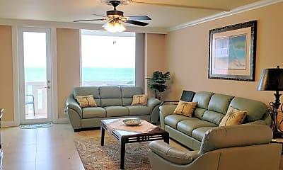 Living Room, 3450 S Ocean Blvd 517, 0