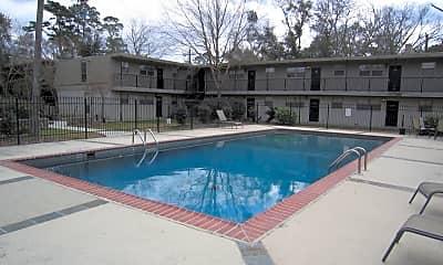 Pool, 1290 Park Blvd, 2