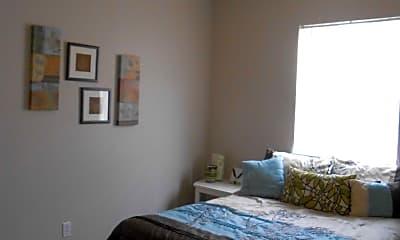 Bedroom, Sheppard's Edge Apartments, 2