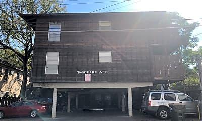 T-Square Apartments, 0