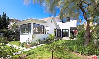 Building, 1163 N Coronado St, 1
