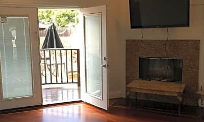 Living Room, 4641 West 162nd Street, 0