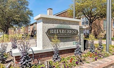Community Signage, Briarcrest, 2