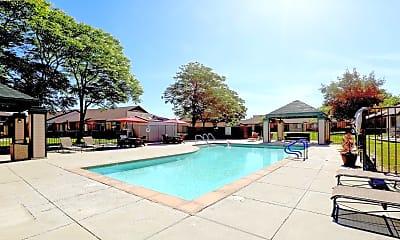 Pool, Heritage Park Livermore, 0
