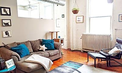 Living Room, 25 N 4th St, 0
