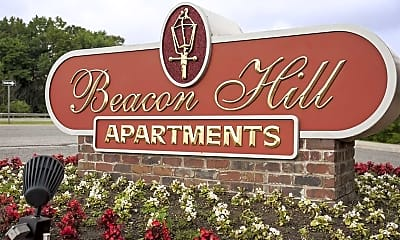 Community Signage, Beacon Hill, 0