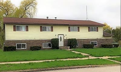 Building, 610 Clark St, 0