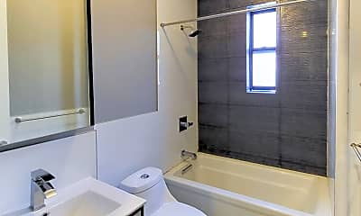 Bathroom, 670 W 193rd St 3-C, 2