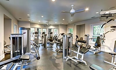 Fitness Weight Room, 1571 Spring Gate Dr. 6211, 2