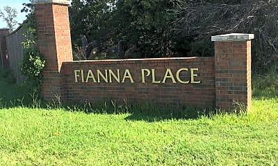 Fianna Place Court Duplexes, 1