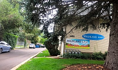 Highland East Apartments, 1
