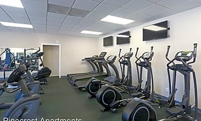 Fitness Weight Room, 515 Greenbriar Dr, 2