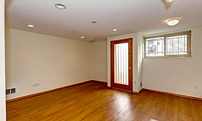 Living Room, 222 Florentia St, 1