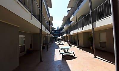 Patio / Deck, 4502 Gaston Ave 118, 1