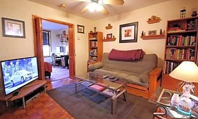 Living Room, 502 Washington St 3, 1