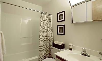 Bathroom, North Beach, 1