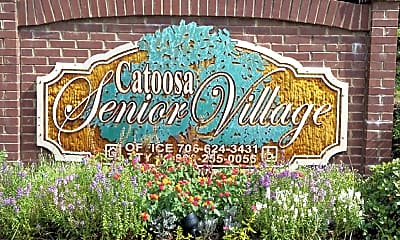 Catoosa Senior Village, 1