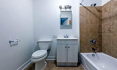 Bathroom, 9001 Commercial, 2