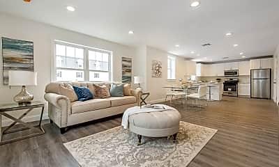 Living Room, 35 2nd St 3, 0