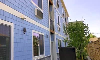 Building, 5511 NE 17th Ave, 2