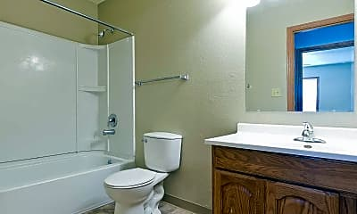 Bathroom, Eastview Circle, 2